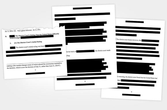 Redacted Documents