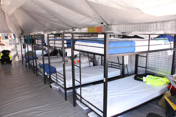 Tornillo Camp Beds