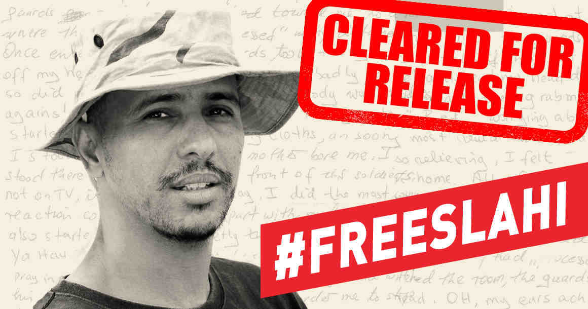 #FreeSlahi