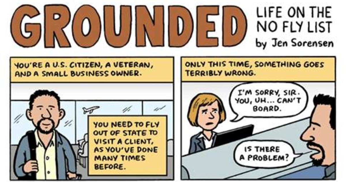 Grounded Life On The No Fly List American Civil