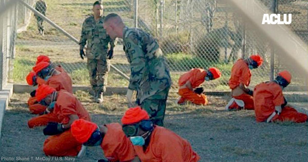 torture and civil liberties