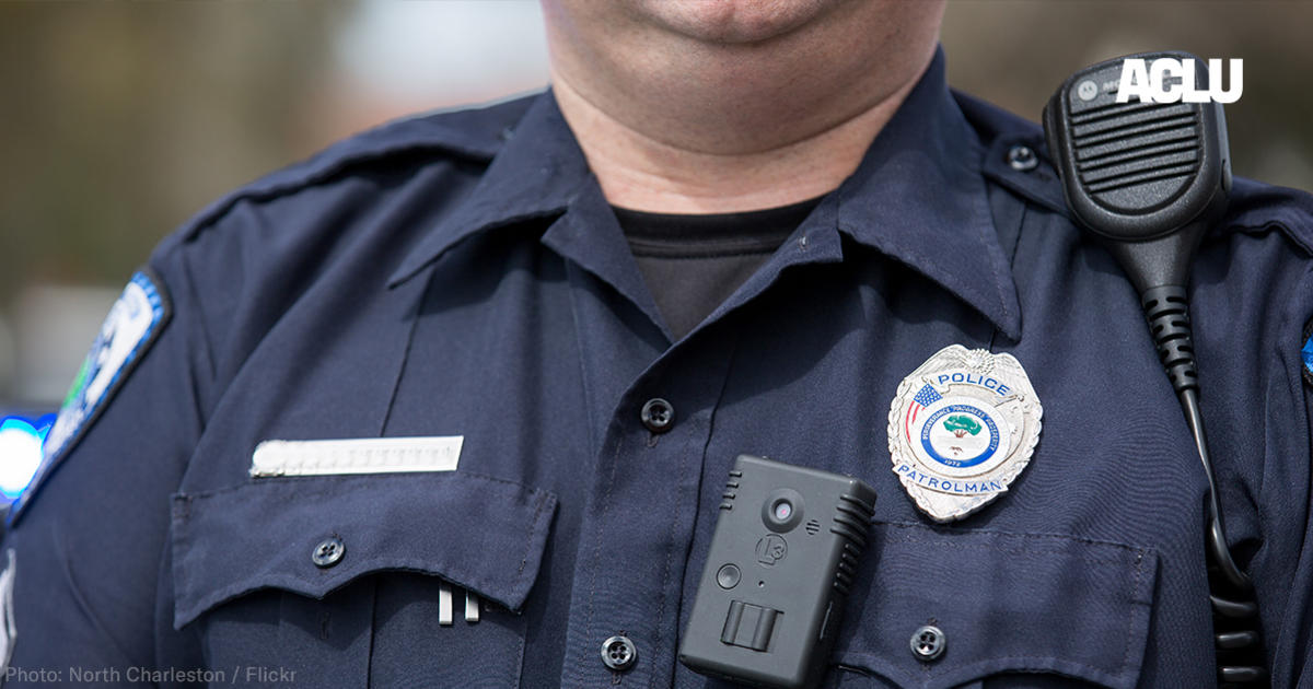NYPD Union's Lawsuit Could Reverse-Engineer Body Cameras Into Surveillance Tools