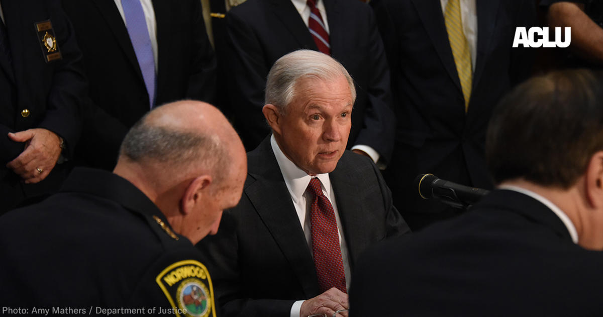 The Justice Department Continues to Roll Back Civil Rights Protections