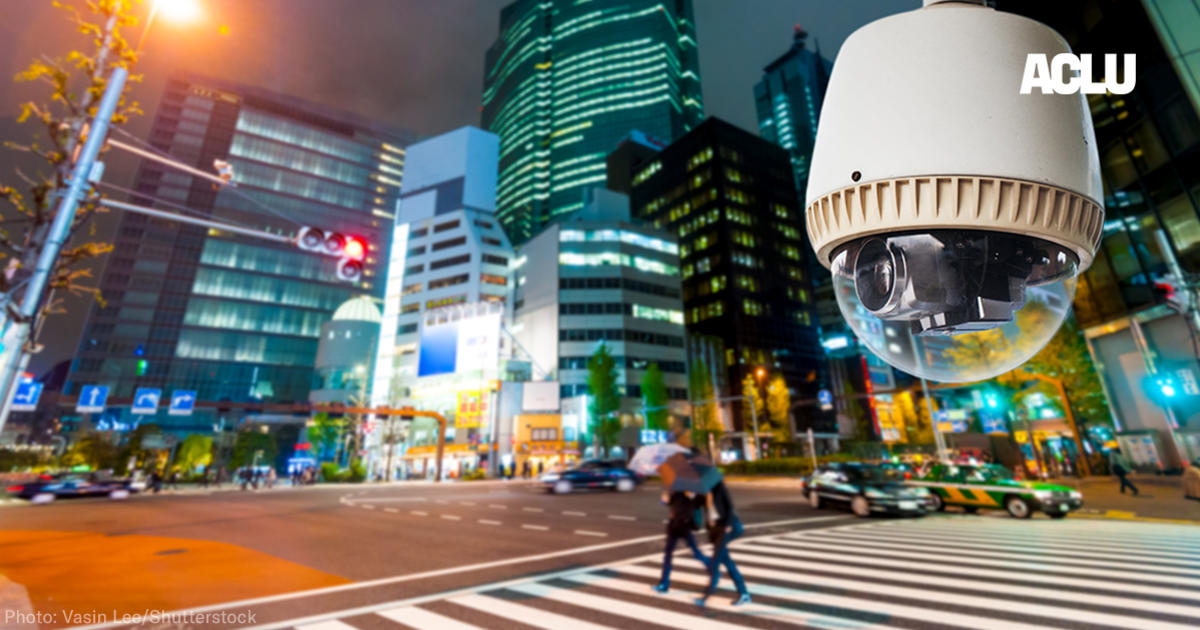 How to Stop 'Smart Cities' From Becoming 'Surveillance Cities'
