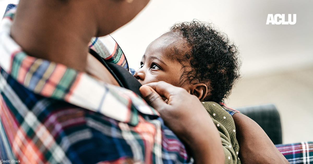 The Challenges of Breastfeeding as a Black Person