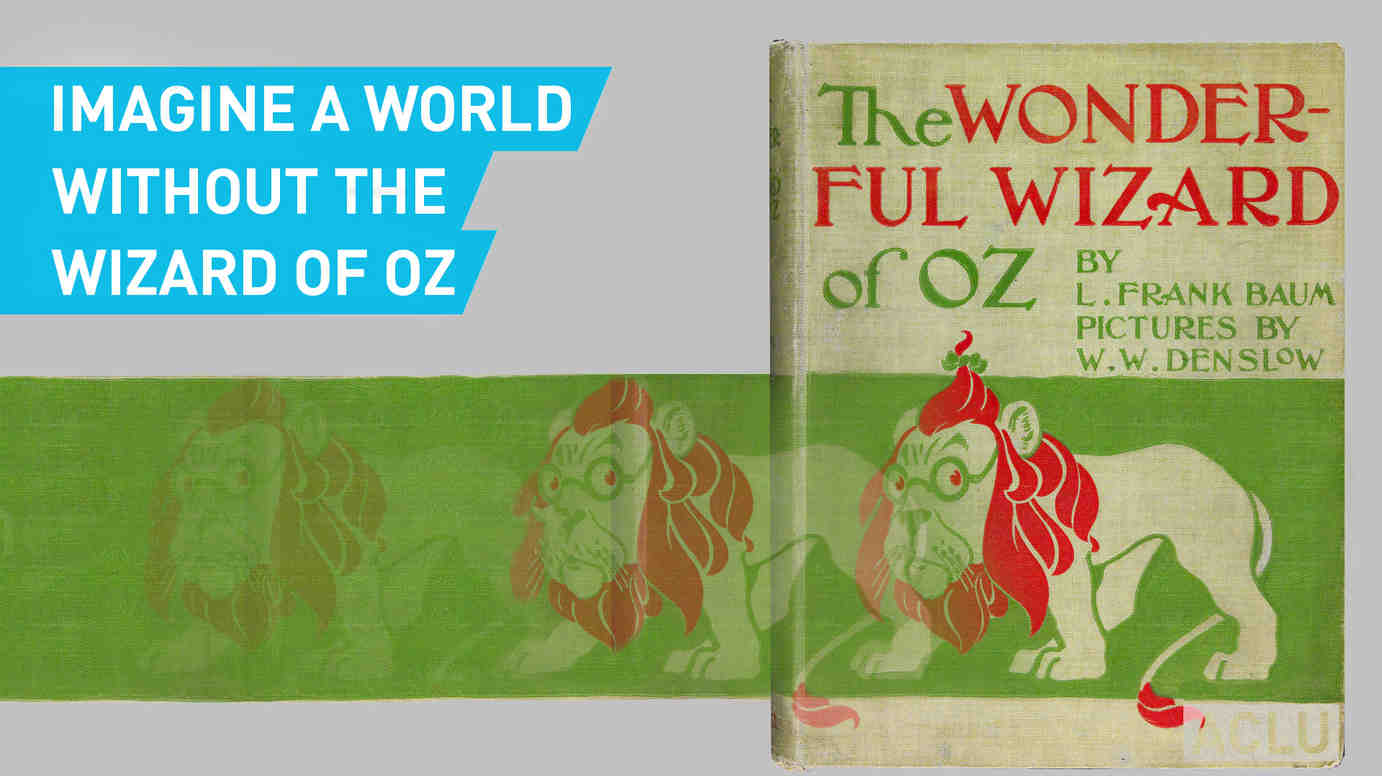 Watch: Imagine a World Without the Wizard of Oz