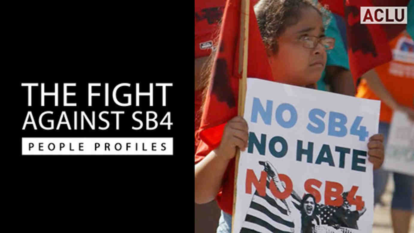 The Fight Against SB4
