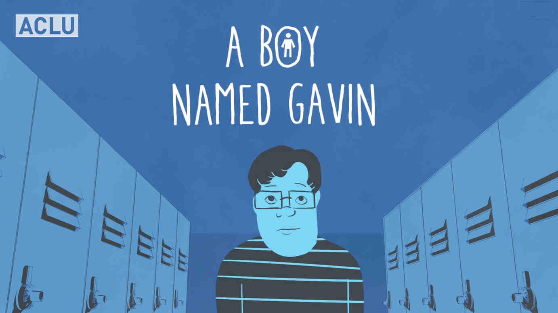 A Boy Named Gavin