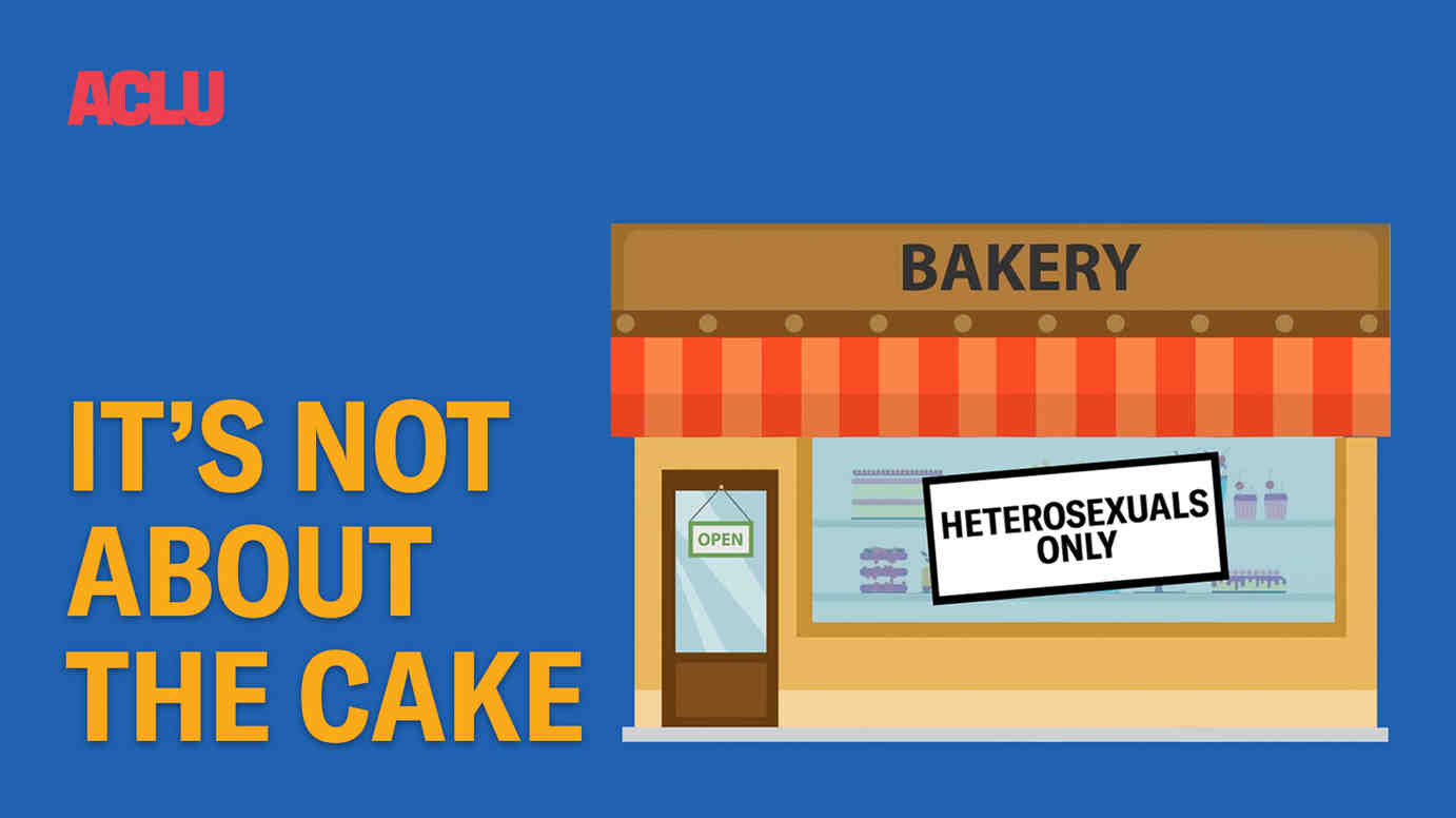 It's Not About the Cake