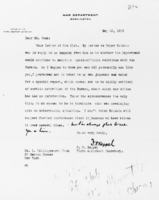 Letter Between Kepple and Baldwin