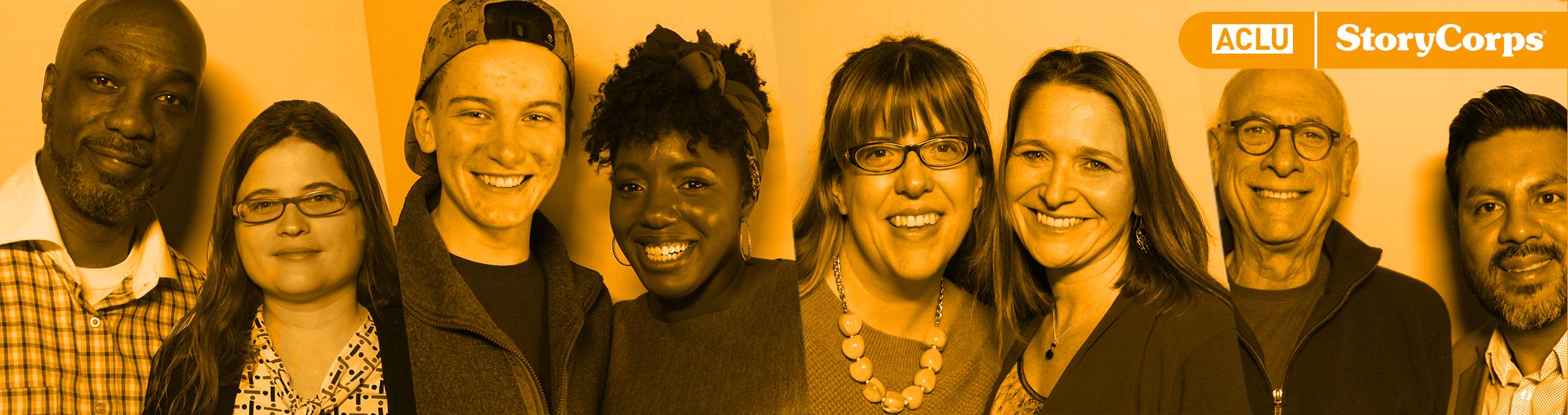 ACLU StoryCorps