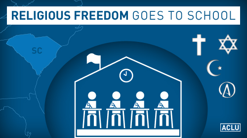 religion and the school system Religion in the public schools  and the public address system 55 7 public schools are not traditional public fora for first amendment  schools cannot use .