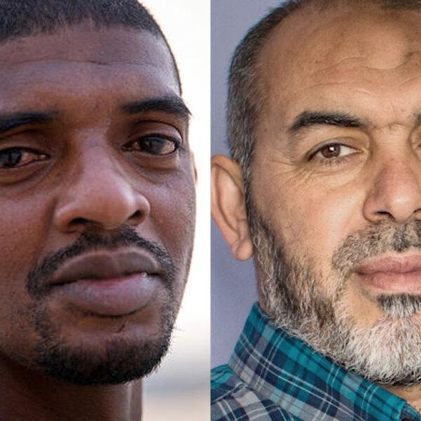 Suleiman Abdullah Salim and Mohamed Ahmed Ben Soud