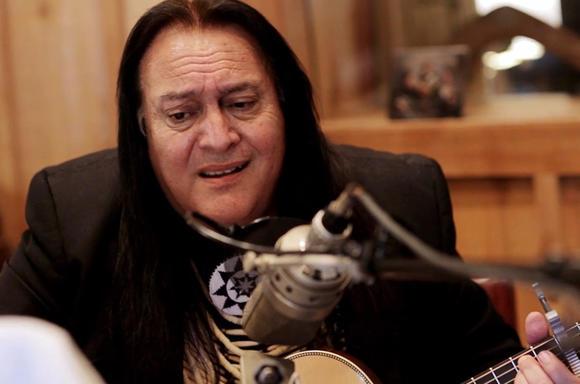 Musician Bill Miller